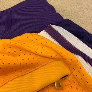 adidas Shorts - Just don Los Angeles Lakers shorts